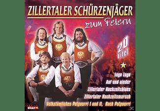 Schürzenjäger - Zum Feiern  - (CD)