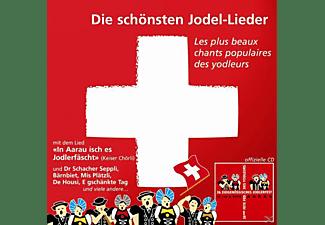 VARIOUS - Die Schönsten Jodel-Lieder  - (CD)