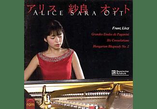 Grandes Etudes De Paganini/ Consolations