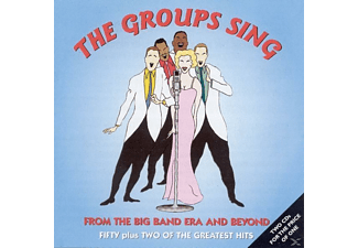 VARIOUS - The Groups Sing From The Big Band Era And Beyond  - (CD)