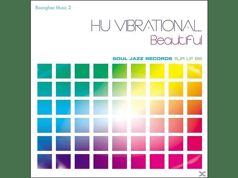 Hu Vibrational - Beautiful-Bonghee Music 2 [CD]