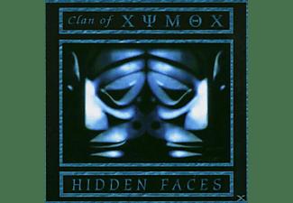 Clan Of Xymox - hidden faces  - (CD)