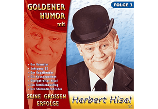 Herbert Hisel - Seine Grossen Erfolge,Folge 2  - (CD)