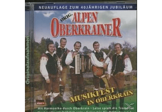 VARIOUS - Musikfest in Oberkrain - (CD)