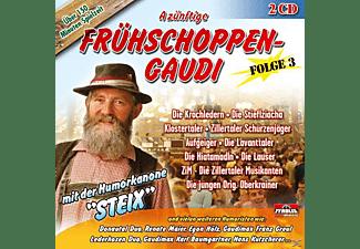 VARIOUS - A Zünft.Frühschoppen-Gaudi 3  - (CD)