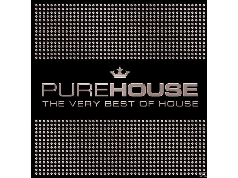 VARIOUS - Pure House-The Very Best Of House [CD]