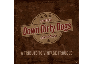Down Dirty Dogs - A Tribute to Vintage Trouble  - (CD)