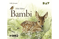 Felix Salten - Bambi - (CD)