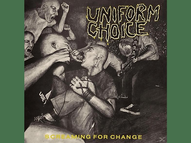 Uniform Choice - Screaming For Change [Vinyl]