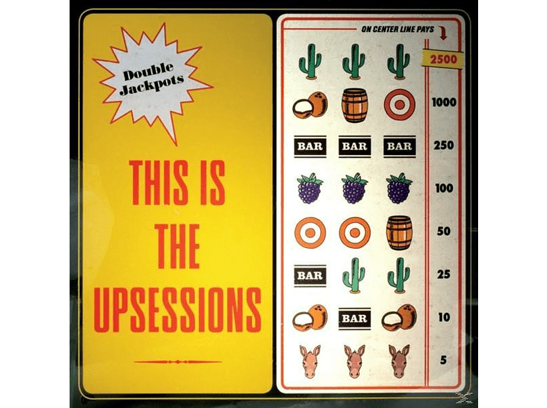 The Upsessions - This Is The Upsessions [CD]