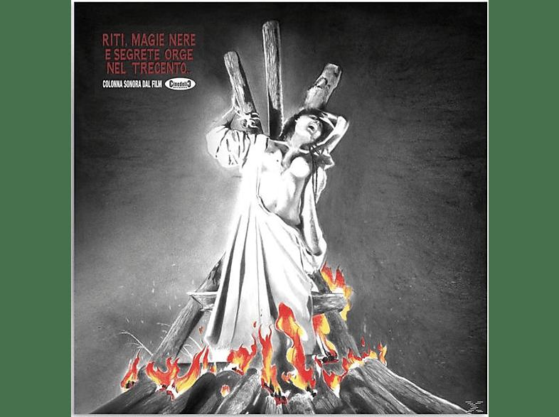Gianfranco Reverberi - Riti,Magie Nere E Segrete Orge Nel [Vinyl]