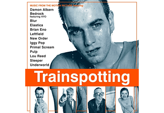 VARIOUS - Trainspotting  - (CD)