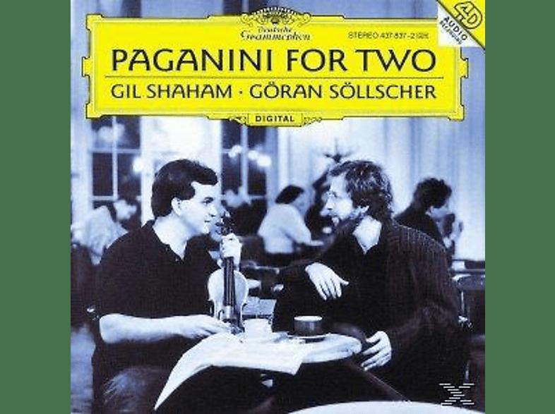 Gil Shaham, Göran Söllscher - Paganini For Two [Vinyl]