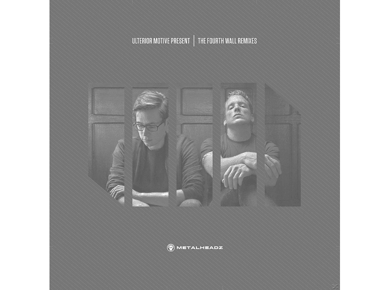 Ulterior Motive - The Fourth Wall Remixes [Vinyl]