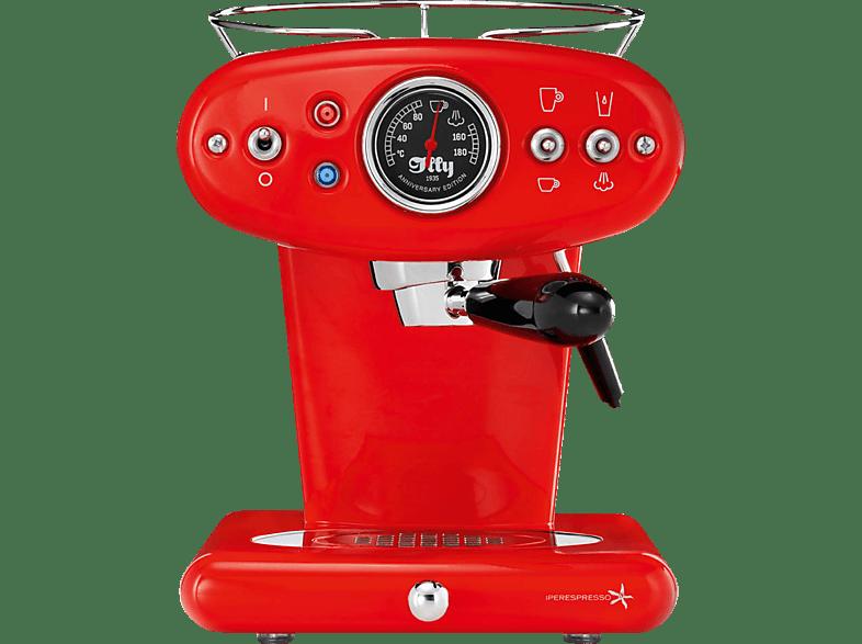 FRANCIS-FRANCIS 60249 X1 Anniversary Iperespresso Home Kapselmaschine Rot