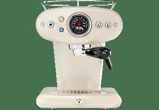 FRANCIS-FRANCIS 60250 X1 Anniversary Iperespresso Home Kapselmaschine Mandel/Beige