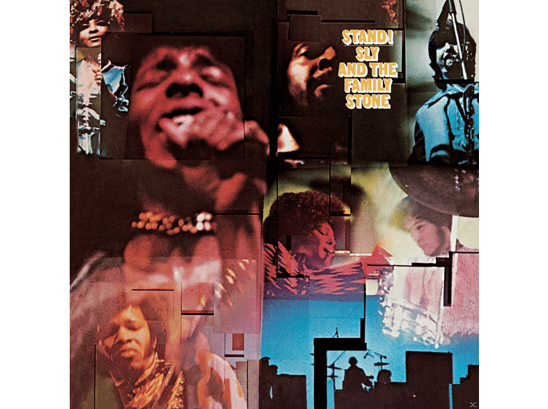 Sly & the Family Stone - Stand! [Vinyl]