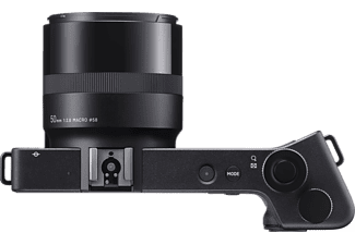 SIGMA dp3 Quattro inkl. LCD Sucher Digitalkamera mit Objektiv 50 mm f/2.8