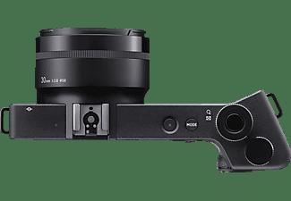 SIGMA dp2 Quattro inkl. LCD Sucher Digitalkamera mit Objektiv 30 mm f/2.8