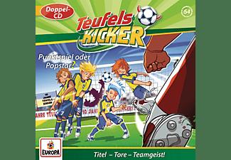 Teufelskicker - Teufelskicker 64: Punktspiel oder Popstar?  - (CD)