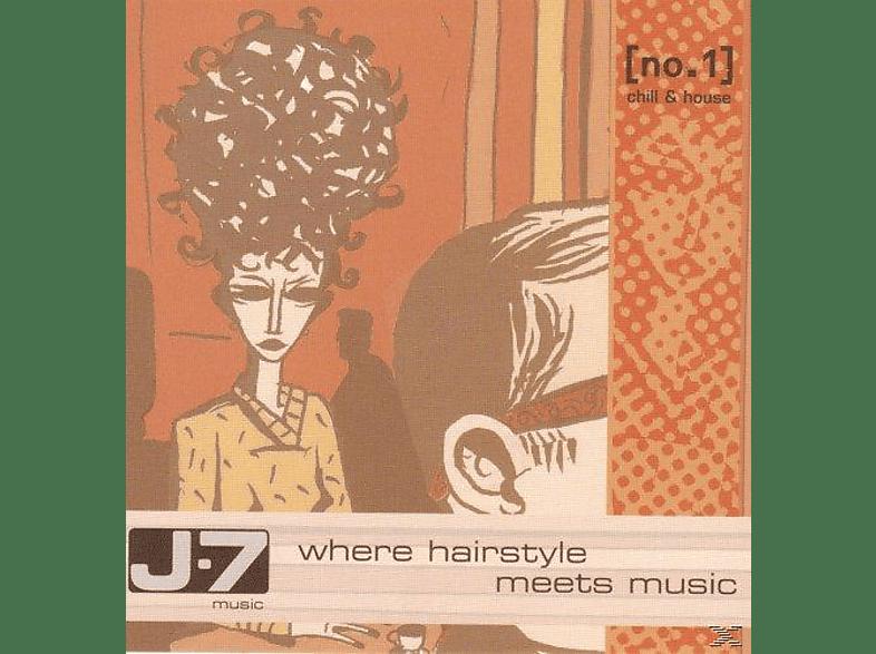 VARIOUS - J7 - Where Hairstyle Meets Music Vol.1 [CD]