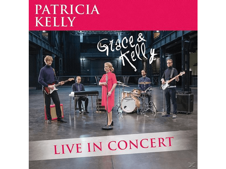 Patricia Kelly - Grace & Kelly-Live In Concert [CD]