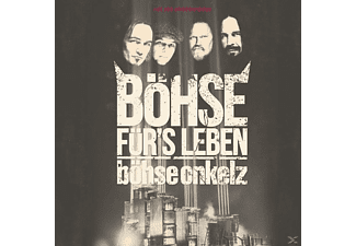 Böhse Onkelz - BÖHSE FÜR'S LEBEN – Hockenheimring 2015 (Schuber/Booklet)  - (Vinyl)