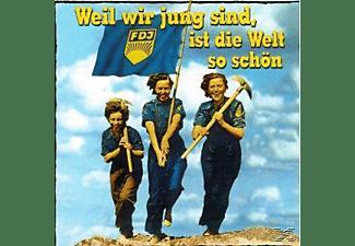 VARIOUS - Weil Wir Jung Sind,Ist Die Welt So Schön  - (CD)