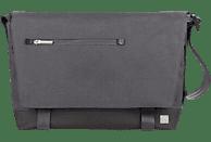 MOSHI Aerio Notebooktasche, Umhängetasche, 15 Zoll, Herringbonegray