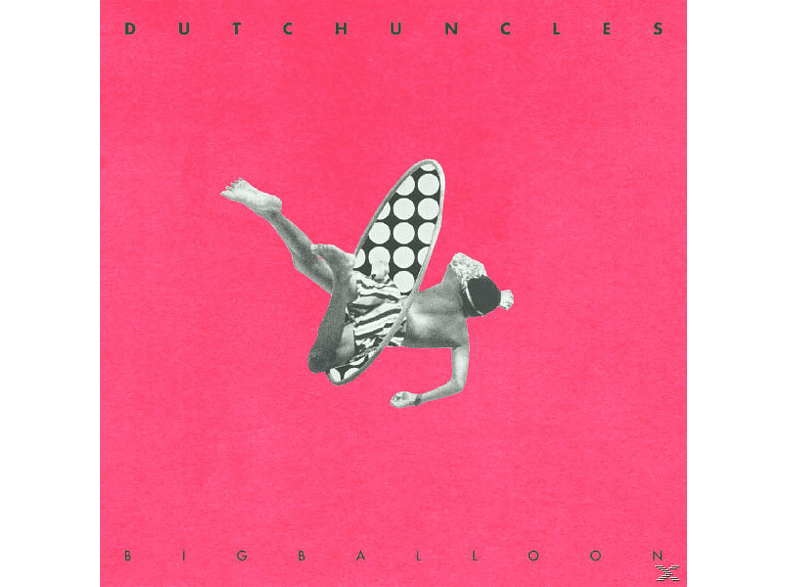 Dutch Uncles - Big Balloon [CD]