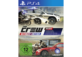 The Crew - Ultimate Edition - [PlayStation 4]