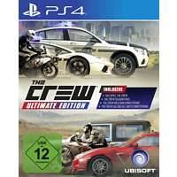 The Crew - Ultimate Edition [PlayStation 4]