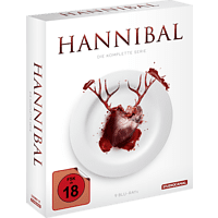 Hannibal, Staffel 1 - 3 Blu-ray
