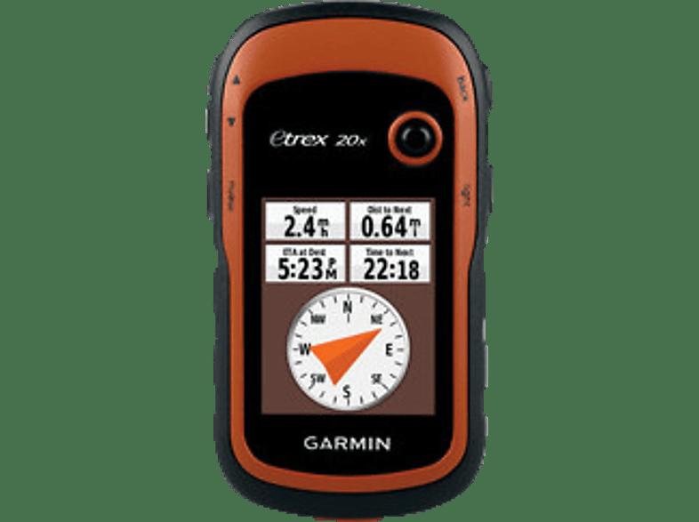 GARMIN Etrex 20x Outdoor Westeuropa