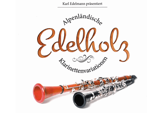 Karl Edelmann - Edelholz  - (CD)