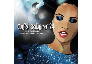 VARIOUS - Cafe Solaire 24 - (CD)