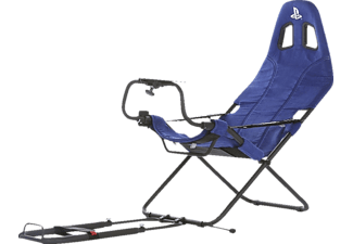 PLAYSEAT Challenge PlayStation Edition - Sedia Gaming (Blu)