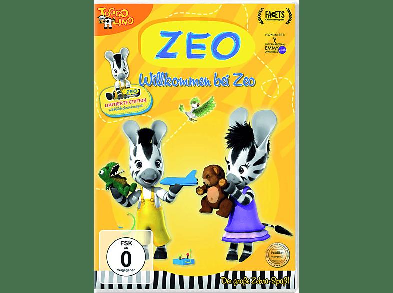 ZEO - Willkommen bei ZEO - Teil 1 - mit Kühlschrankmagnet [DVD]