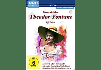Theodor Fontane: Frauenbilder - Leben - Liebe - Schicksale, Vol. 4 - Effi Briest DVD