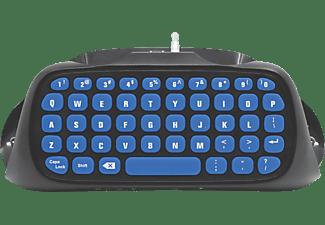 SNAKEBYTE SB909900 PS4 KEY:PAD™ - Controller, Tastatur, Schwarz/Blau