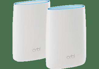 NETGEAR Orbi RBK50-100PES AC3000 Tri-band WLAN-Mesh-System
