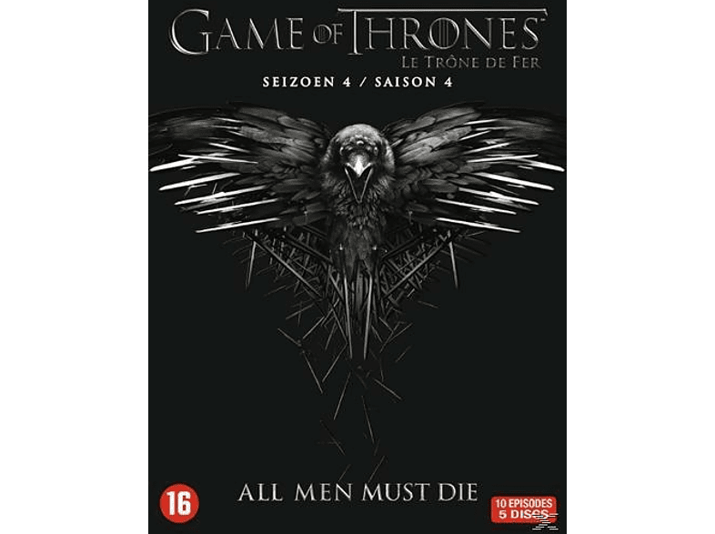 Game Of Thrones - Seizoen 4 - DVD