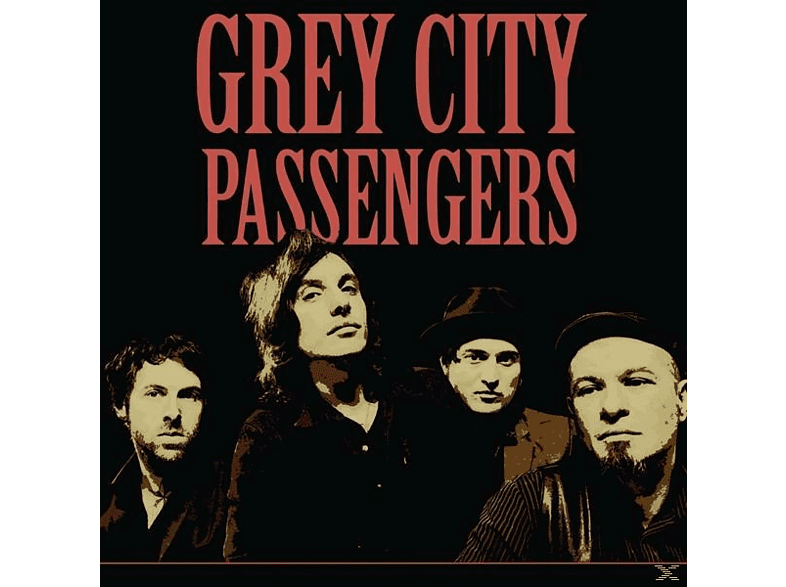 Grey City Passengers - Grey City Passengers  (12'' Vinyl) [Vinyl]