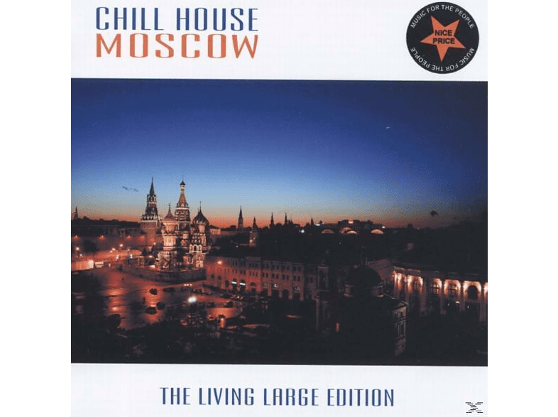VARIOUS - Chill House Moscow [CD]