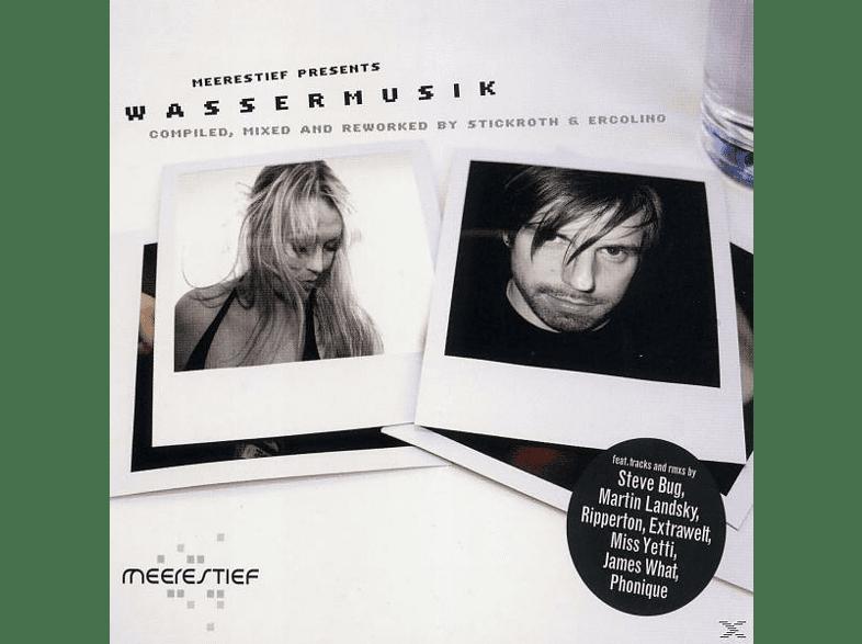 Stickroth And Ercolino - wassermusik [CD]