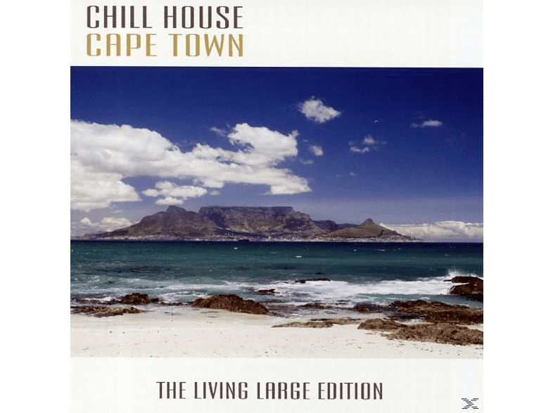 VARIOUS - chill house cape town [CD]