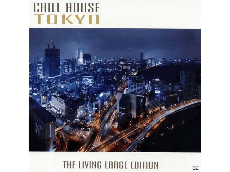 VARIOUS - chill house tokyo [CD]