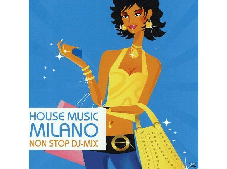 VARIOUS - House Music Milano [CD]