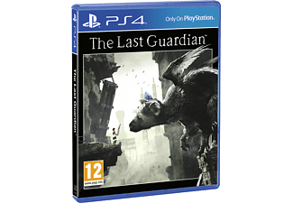 The Last Guardian PlayStation 4