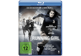 Running Girl Blu-ray